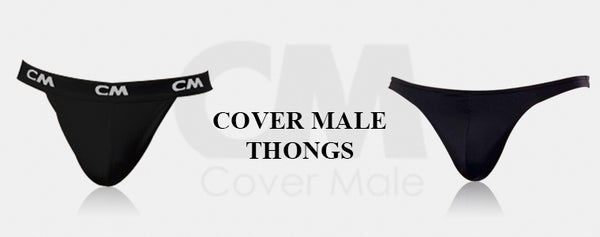 Features of Cover Male Thongs