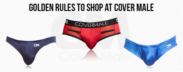 Golden Rules to Shop at Cover Male