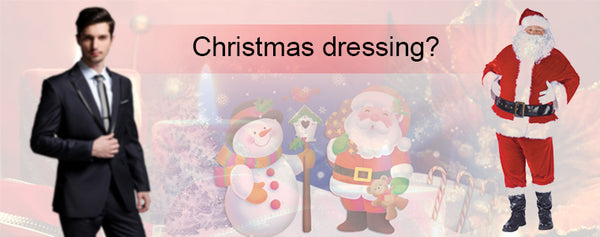 How to Dress for Christmas (for Chubby Men)?