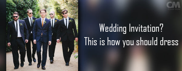 Essential Tips on How a Man Should Dress for a Wedding