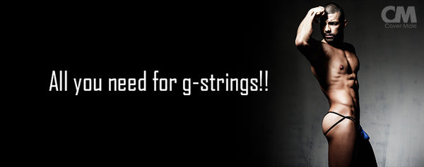 The only G-String physique advises you need to know