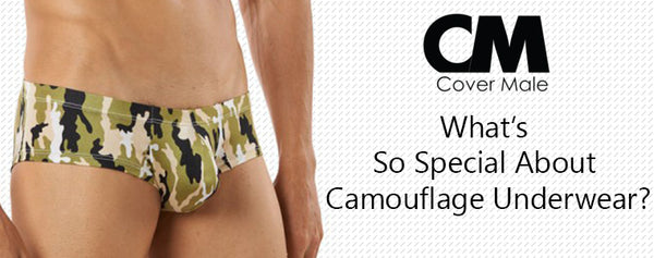 What's So Special About Camouflage Underwear?