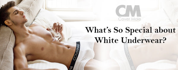 What's So Special about White Underwear?
