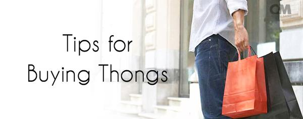 Is this your First Step to Men's Thongs?
