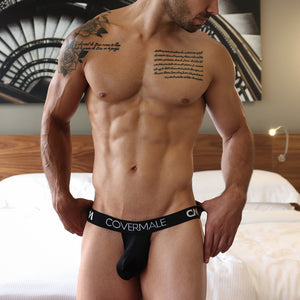 Cover Male CMK018 Slip Thong