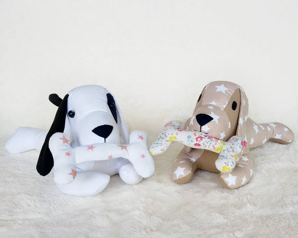 Lazy Dog - PDF doll sewing pattern and tutorial 10