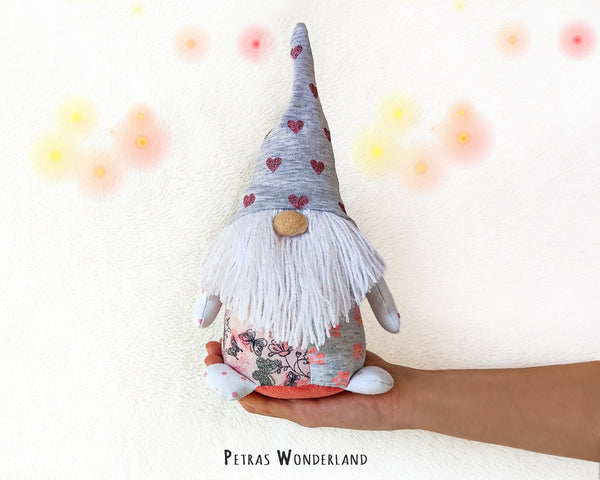 Home Spirit Memory Gnomes - PDF sewing patterns and tutorials 04