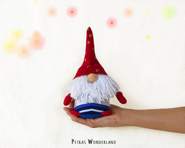 Home Spirit Memory Gnomes - PDF sewing patterns and tutorials 05