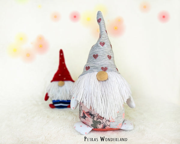 Home Spirit Memory Gnomes - PDF sewing patterns and tutorials 01