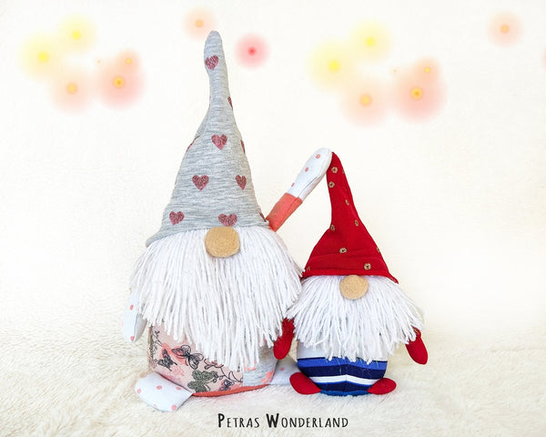 Home Spirit Memory Gnomes - PDF sewing patterns and tutorials 06
