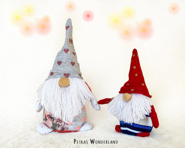 Home Spirit Memory Gnomes - PDF sewing patterns and tutorials 03