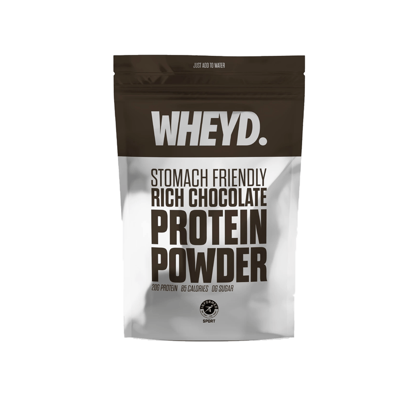 wheyd chocolate protein protein