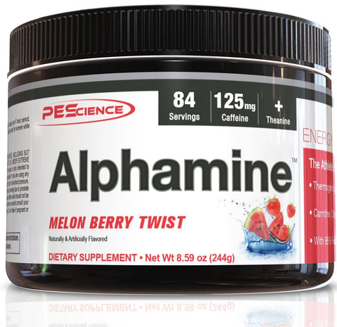 PES Alphamine (244g) 84 servings