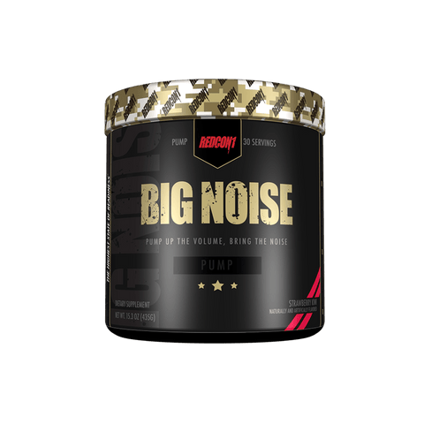 BIG NOISE - PUMP FORMULA 315g 30 servings