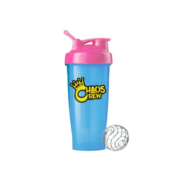 Chaos Crew - Bring The Chaos + Bring The Pump Stack with Free Limited Edition Shaker