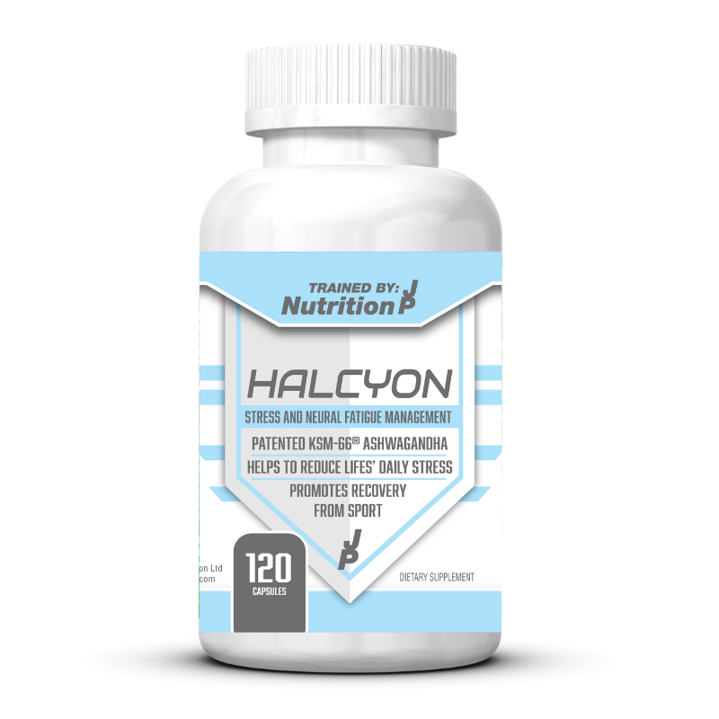 Trainedbyjp Halcyon - Stress and Neural Fatigue Management