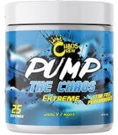 Chaos Crew - Pump the Chaos 25 Servings