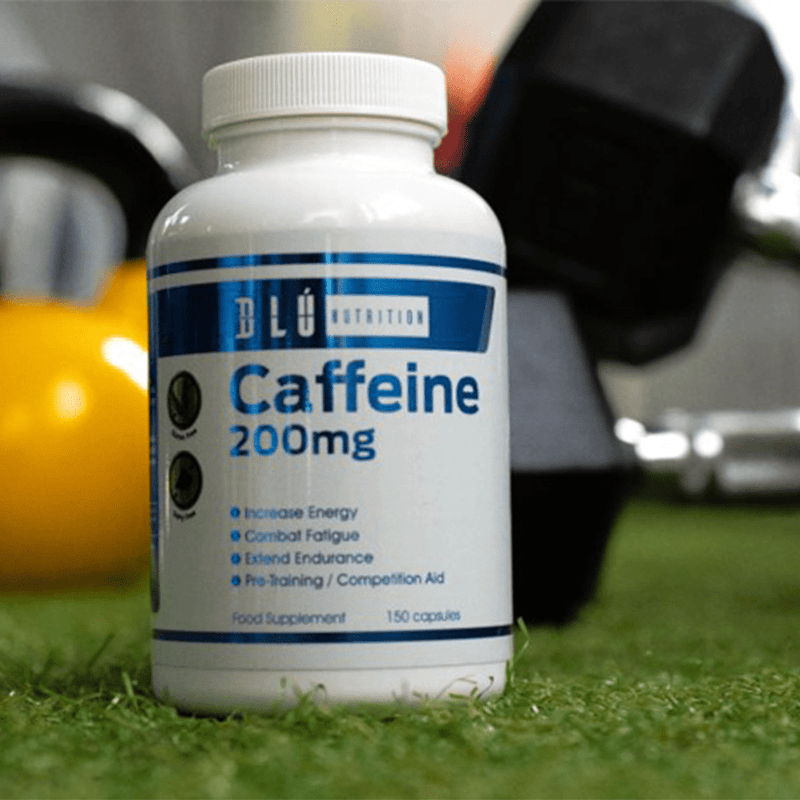 Blu Nutrition Caffeine 200mg