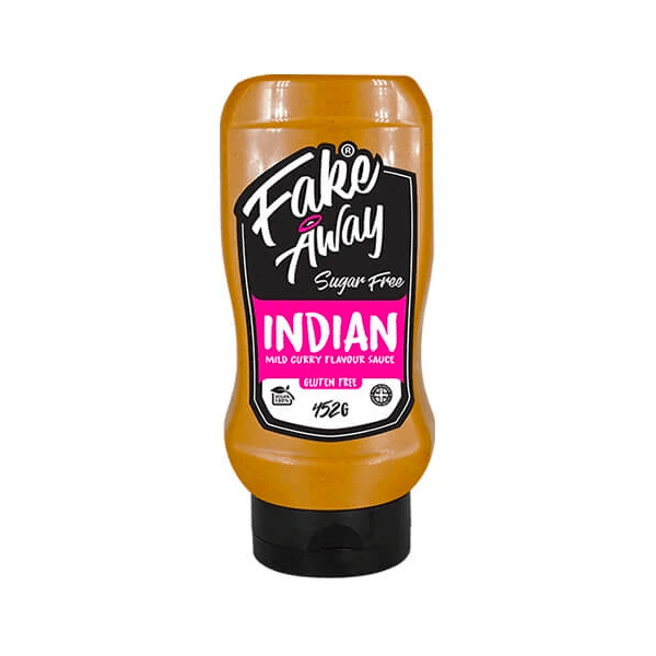 Indian Fakeaway - Sugar Free Curry Sauce - 452ml