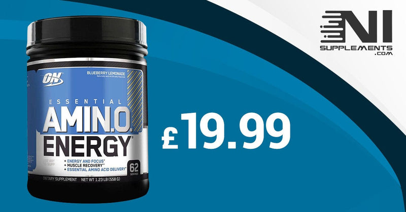 Optimum Nutrition Special Offer 62 serving Amino Energy