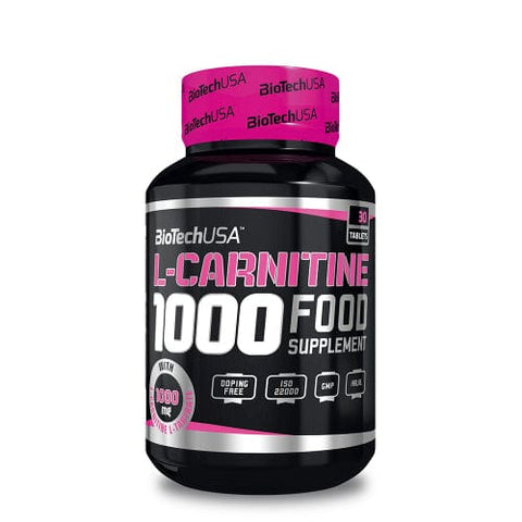 Biotech USA  L-CARNITINE 1000 (60 caps)