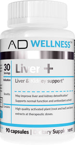 Project AD Wellness Liver+ (90 capsules)