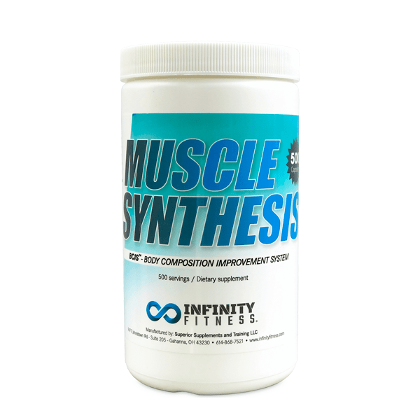 Infinity Fitness - Muscle Synthesis Capsules