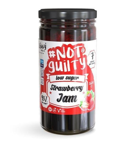 #NotGuilty Low Sugar Strawberry Jam (260g)