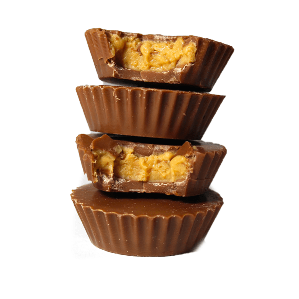 Nutry Nuts - Milk Chocolate Peanut Butter Cups - Box 12
