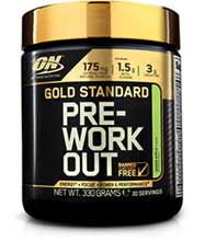 Optimum Nutrition Gold Standard Pre-Workout 330g Tub 30 servings
