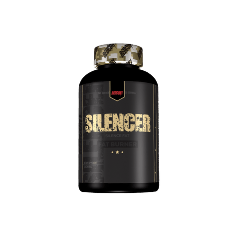 SILENCER - STIMULANT FREE FAT BURNER