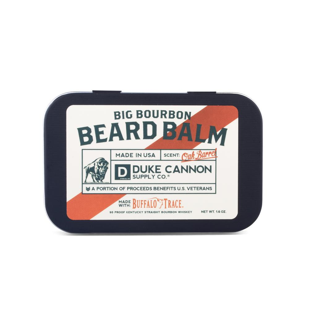 Duke Cannon - Big Bourbin Beard Balm