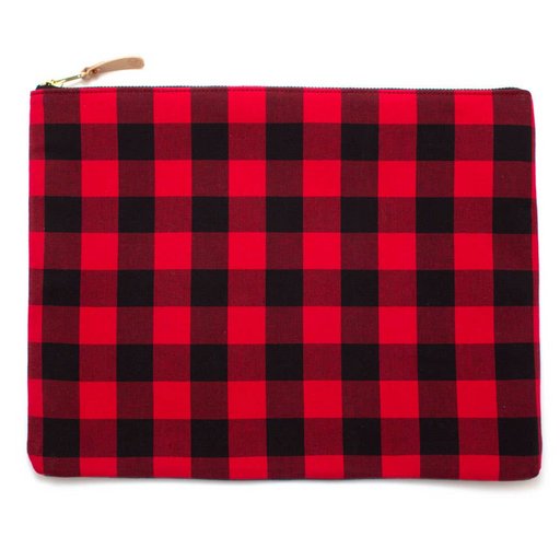 Buffalo Plaid Laptop Sleeve