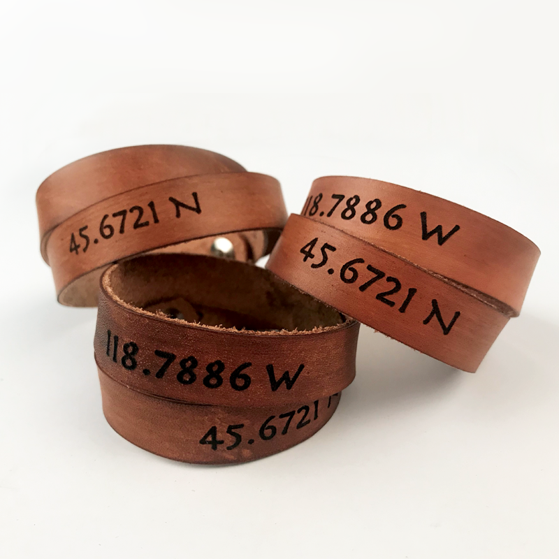 Wristband - Leather