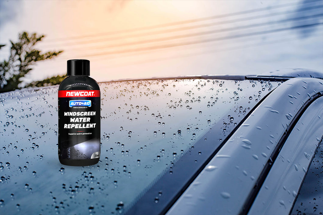 Car Windscreen Water Repellent