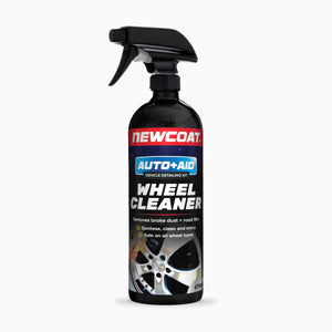wheel cleaner Spray and  iron remover