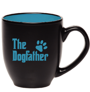 """The Dog Father"" Coffee Mug"