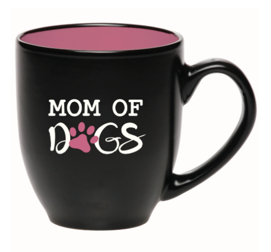"""Mom of Dogs"" Coffee Mug"
