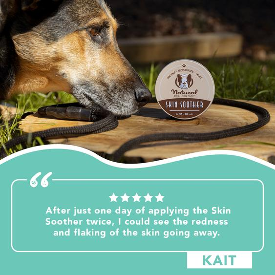 Skin Soother 2oz Tin from Natural Dog Company