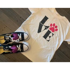 Paw Love YOUTH T-shirts