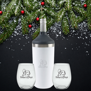Holiday Gifts- Deluxe Wine Set