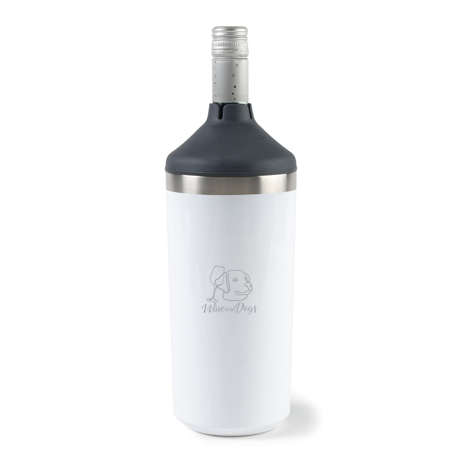Aviana™ Chateau Double Wall Stainless Wine Bottle Cooler