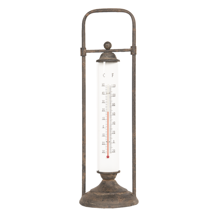 Thermometer 13*13*43 cm