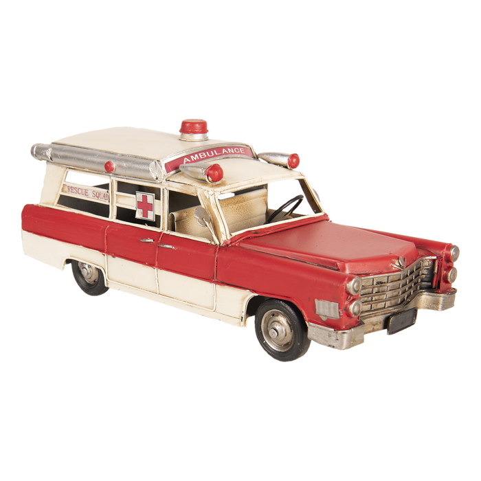 Model ambulance 33*14*13 cm