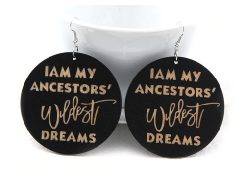 Wildest Dreams Drop Earrings