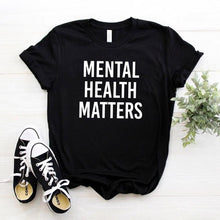 Load image into Gallery viewer, Mental Health Awareness Tshirt