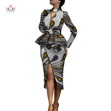 Load image into Gallery viewer, Custom Fashion Chic Trendsetter Runway Dress