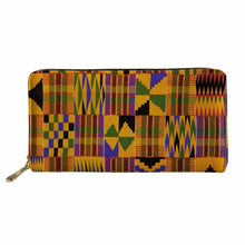 Load image into Gallery viewer, Kente Chic Fashion Bag and Wallet