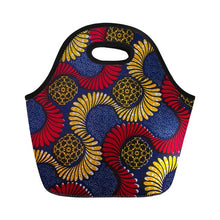 Load image into Gallery viewer, Ankara High School/Collegiate Set (backpack, purse and pencil case)