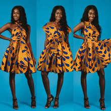 Load image into Gallery viewer, Nzuri Queen Minidress